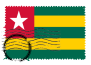 W.A.S. Country Flag: Togo