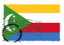 W.A.S. Country Flag: Comores