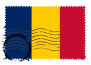 W.A.S. Country Flag: Tchad