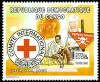 W.A.S. Calalog : Red cross International - 2002 - Democratic Republic of Congo -