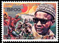 W.A.S. Calalog : Anniversary of the death of amilcar cabral II  1977 - 1977 - Guinée Bissau -  Personnages célèbres