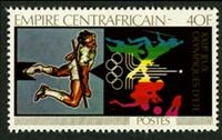 W.A.S. Calalog : Summer Olympics Games of Moscow 1979 - 1979 - Republic of Central Africa -  Sport, Jeux Olympiques