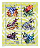 W.A.S. Calalog : Insects and spiders  2001 - 2001 - Madagascar -  Faunes & Flores