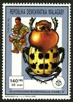 W.A.S. Calalog : Pathfinger Movement Insects and Fungi 1991 - 1991 - Madagascar -  Scoutisme, Faunes & Flores