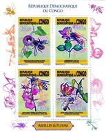 W.A.S. Calalog : Bees and flowers - 2013 - Chad -  Faunes & Flores