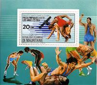 WAS Calalog - Olympic Games Los Angeles 84 - Olympic Game - 1983