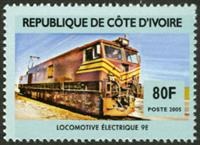 W.A.S. Calalog : Diesel & Electric locomotives - 2005 - Ivory Cost -  Transports