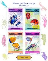W.A.S. Calalog : Insect 2012 - 2013 - Democratic Republic of Congo -  Faunes & Flores