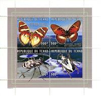 W.A.S. Calalog : Butterflies & Insects - 1996 - Chad -  Faunes & Flores