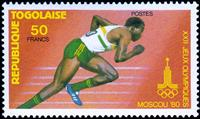 WAS Calalog - Olympics Games of Moscou 1980 - 1 - 1980