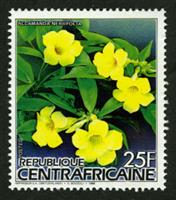 W.A.S. Calalog : Flora and Fauna 1986 - 1986 - Republic of Central Africa -  Faunes & Flores