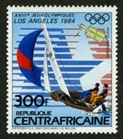 WAS Calalog - Olympic Games of Summer of Los Angeles 1982 II - 1 - 1983