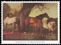WAS Calalog - Paintings of Horses 1973 - 1 - 1973