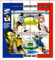 WAS Calalog - Soccer worldcup France 98 - 1 - 1997