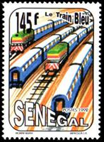 WAS Calalog - The blue train  1992 - 1 - 1992