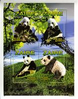 WAS Calalog - Panda (chat-ours en tibétain) - 1 - 1996