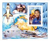 WAS Calalog - Memory to the victims of the damaged space shuttle « COLUMBIA » (Chawla-Anderson-Brown-McCool-Clark-Ramon-Husband-Columbia STS)  2003 - 1 - 2003