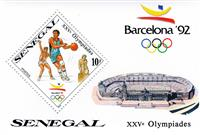 WAS Calalog - Summer games of 1992 in barcelona  1990 - 1 - 1990