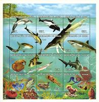 WAS Calalog - Aquatic Fauna - 1 - 1998