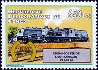 W.A.S. Calalog : African Trains 2012 - 2012 - Democratic Republic of Congo -  Transports