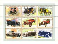 W.A.S. Calalog : Old Cars - 1999 - Sénégal -  Transports