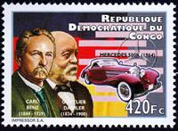 W.A.S. Calalog : Car manufacturers - 2012 - Democratic Republic of Congo -  Transports