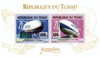 W.A.S. Calalog : Airships 2013 - 2013 - Chad -  Transports