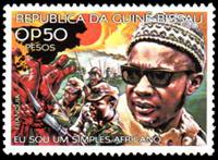 W.A.S. Calalog : Anniversary of the death of amilcar cabral I  1977 - 1977 - Guinée Bissau -  Personnages célèbres
