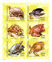 W.A.S. Calalog : Tortles  2001 - 2001 - Madagascar -  Animaux, Faunes & Flores