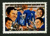 WAS Calalog - Gold Medalists from the Sarajavo Olympic Games 1984 - 1 - 1984