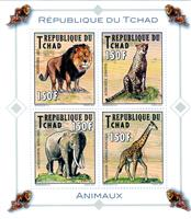 W.A.S. Calalog : Native Mammals 2012 - 2012 - Chad -