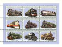 W.A.S. Calalog : Trains - 1999 - Sénégal -  Transports