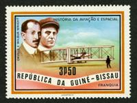 W.A.S. Calalog : History of aviation (5002) - 1978 - Guinea Bissau -  Transports, Evénements historiqu