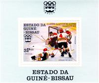 WAS Calalog - Winter Olympics games of Innsbruck 1976  - 1 - 1976