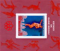 WAS Calalog - Summer Olympics games in Montreal  1976 - 1 - 1976