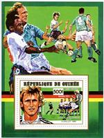 WAS Calalog - Soccer worldcup 90 / the winners - Football - 1990