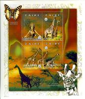 W.A.S. Calalog : Wild animals - 1997 - 1 -  Animaux, Faunes & Flores