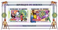 W.A.S. Calalog : Rotary International - 2014 - Burundi -