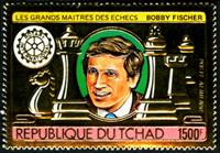 W.A.S. Calalog : Masters of Chess / Gold - 1983 - Tchad -  Jeux d