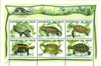 W.A.S. Calalog : Turtle  - 1998 - Niger -  Animaux