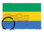 W.A.S. Country Flag: Gabon
