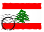 W.A.S. Country Flag: Liban