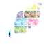 WorldArtStamps - Stamps Category Image - Colors Proofs